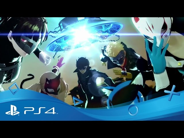 Persona 5 | Sizzle Trailer | PS4