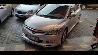 Honda Civic Fd6 Modifiye Değişim **34 NY 085** Emrah Safi  ŞNT GARAGE-ŞENTÜRK OTOMOTİV