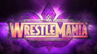 Wrestlemania 34 Match Order + Results Predictions!