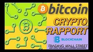 #Bitcoin #Blockchain : Le Crypto Rapport du 11 AOÛT 2018.