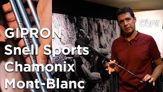Gipron bâtons Trail Ultra Trail 310 MontBlanc Mont-Blanc Carbon 309 V-RACE CARBON - 11349