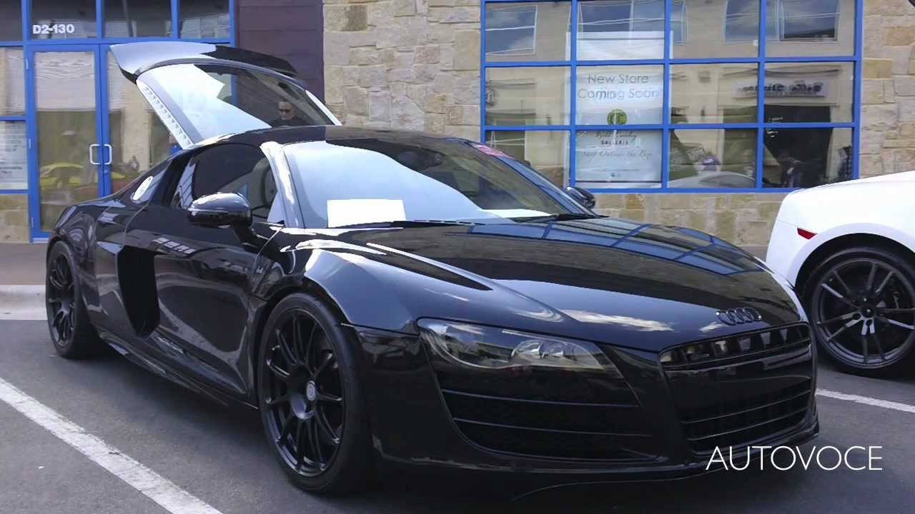 1260 HP Underground Racing Twin Turbo Audi R8: World's Most Powerful R8 - YouTube