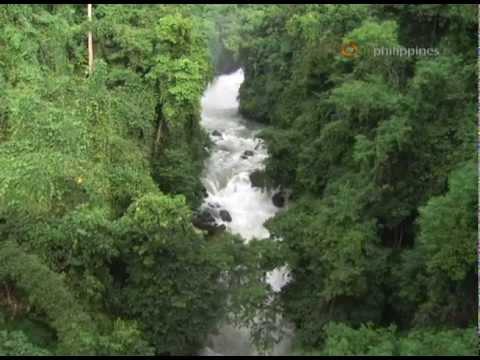 Maria Cristina and Tinago Falls
