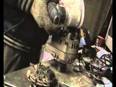 Фото №7 - замена генератора ВАЗ 2110