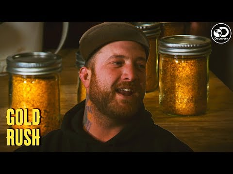Rick Sets a New Rookie Season Record | Gold Rush