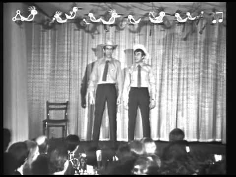 ♥♥♥♫ Kabaret Dudek - Ballada o dzikim zachodzie
