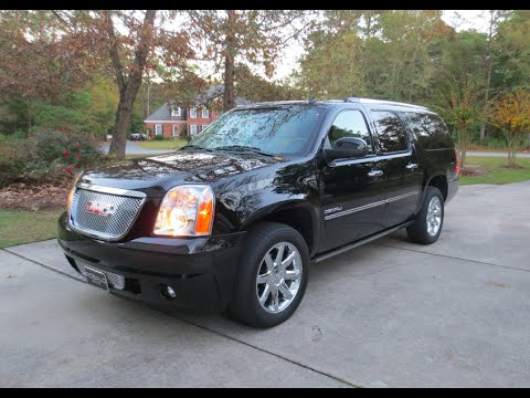 2014 GMC Yukon XL Denali Full Tour, Start-up, & Review