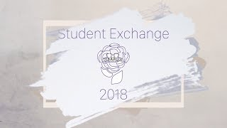 Student Exchange 2018 - Trailer