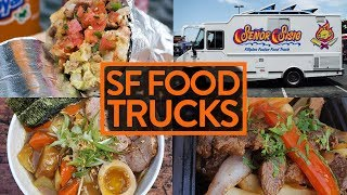 SAN FRANCISCO FOOD TRUCK CRAWL - Fung Bros Food
