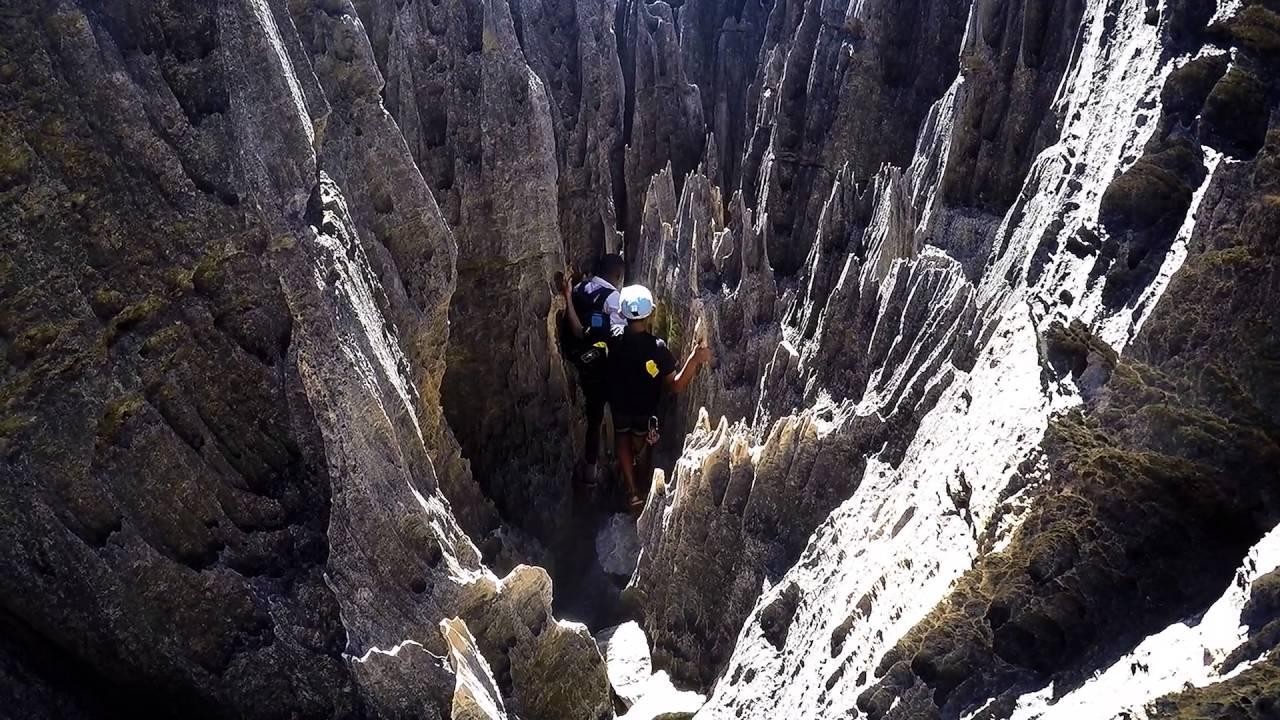 Madagascar, Tsingy de Bemaraha National Park - YouTube