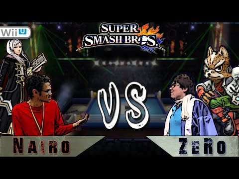 ZeRo (Fox) Vs. Nairo (Robin) - First to 5 Wins