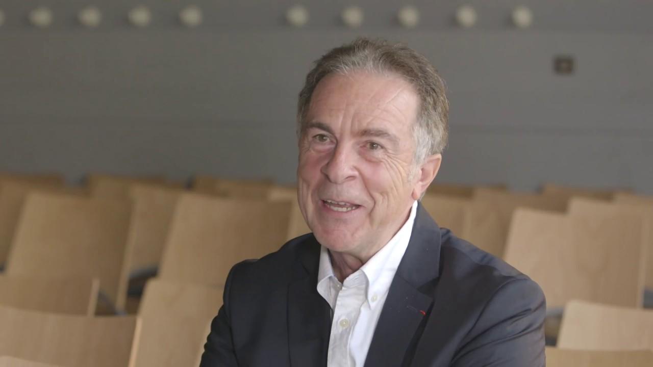 Sam Braun vu par Jean-Pierre Lauby