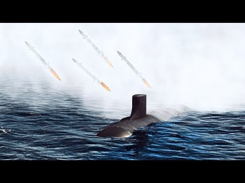 US SUBMARINE LAUNCHES MISSILE STRIKE AT CHINESE TARGETS | Cold Waters Gameplay