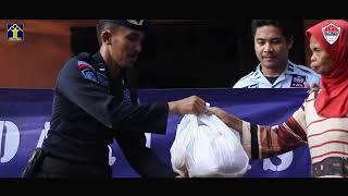 Solidaritas Kemenkumham Sulsel, PNS Angatan 2017 Peduli Bencana