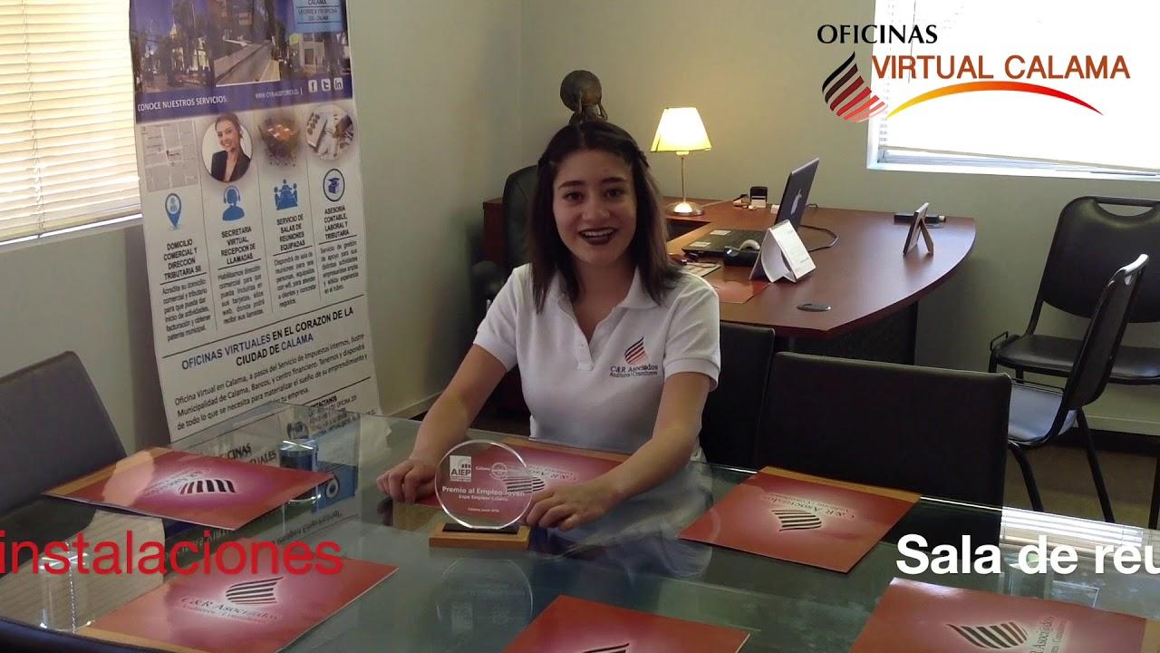 Oficina virtual calama apoyo al emprendedor de calama for Oficina virtual de enpleo