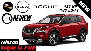 Nissan Rogue 2021 - Test Drive & Review (4K)