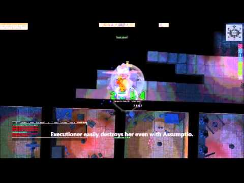 Lord Knight Solo - Bio Lab 3th Floor Run - Test 2 - [XatiyaRO]