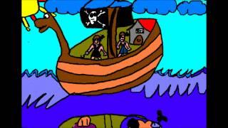 Accordion piratesco improvvisato