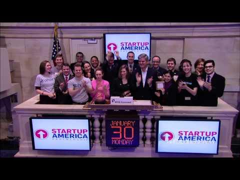 Startup America Partnership celebrates first anniversary of helping startups grow