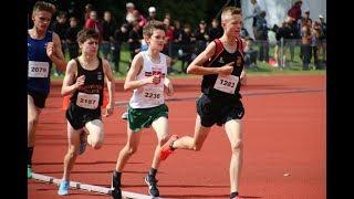 NZSS TF 2018 Junior Boys 1500m Heat 1