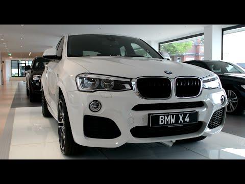 BMW X4 F26 фото, цена, характеристики нового БМВ