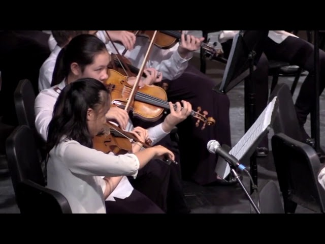 13 Holmes Advanced Orchestra Themes from The Moldau Smetana