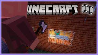 Animação Minecraft: A vingança do aldeão
