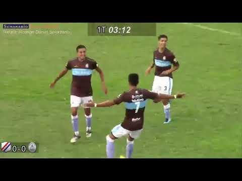 Primera D : DEPORTIVO PARAGUAYO 2 - 1 ATLAS (Los Goles)