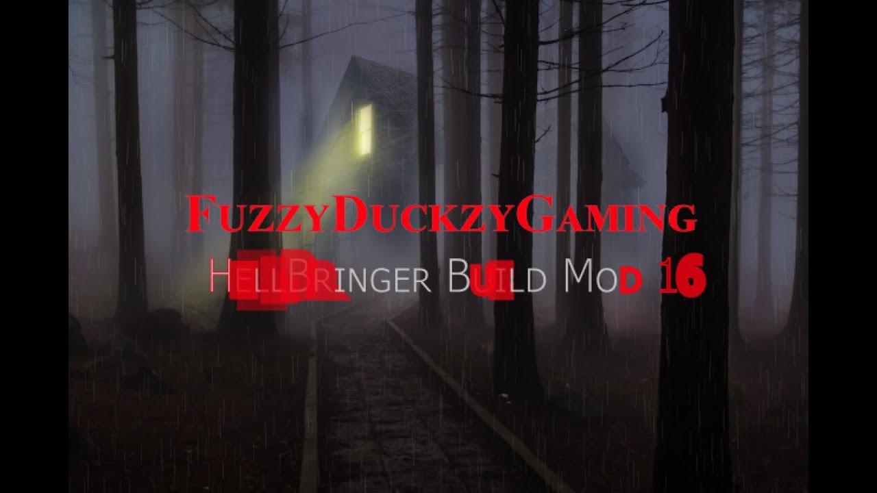 Warlock Hellbringer Build DPS Mod 16 Neverwinter - Fuzzy Duckzy