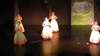 Triya Shuklam Baradaram Dance