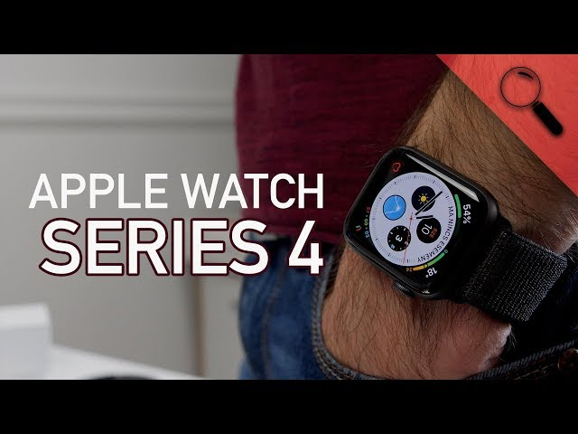 Szép munka, Apple! |Apple Watch Series 4 teszt