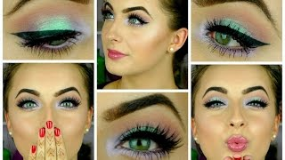 Pretty in Pastels || Colorful DRUGSTORE Eye Makeup Tutorial || First Impressions