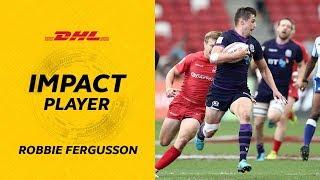 DHL Impact Player for Paris: Robbie Fergusson