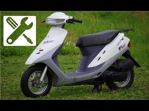 инструкция по эксплуатации скутера хонда дио 27
