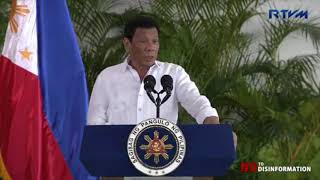 Duterte wishes death for priests by venereal disease thumbnail