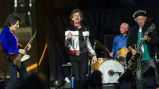 The Rolling Stones reveal their pre-show rituals