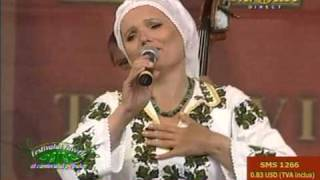Zinaida Bolboceanu -folclor BASARABIA