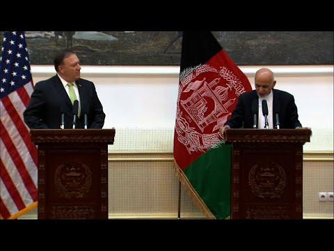 Pompeo Talks Afghanistan Progress, NKorea Visit