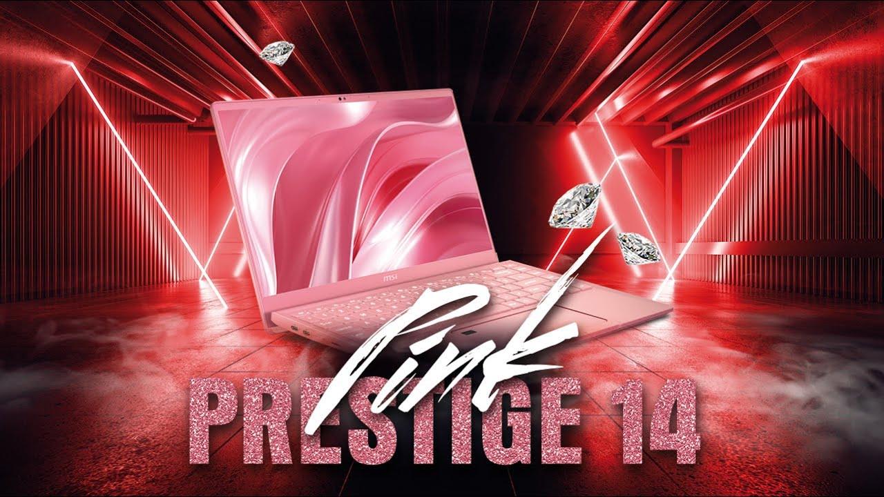 Msi Prestige 14 - Màu sắc mới lạ - Hiệu năng mạnh mẽ   An Phat PC
