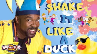 Shawn Brown - Shake it Like A Duck