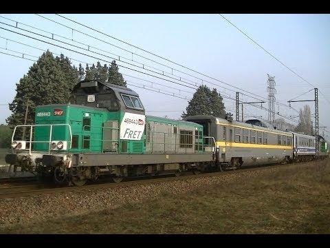 Des Trains à Poitiers