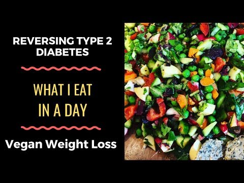 """reversing-type-2-diabetes-&-weight-loss-""""what-i-eat-in-a-day""""-whole-food-plant-based-vegan-diet-wfpb"""