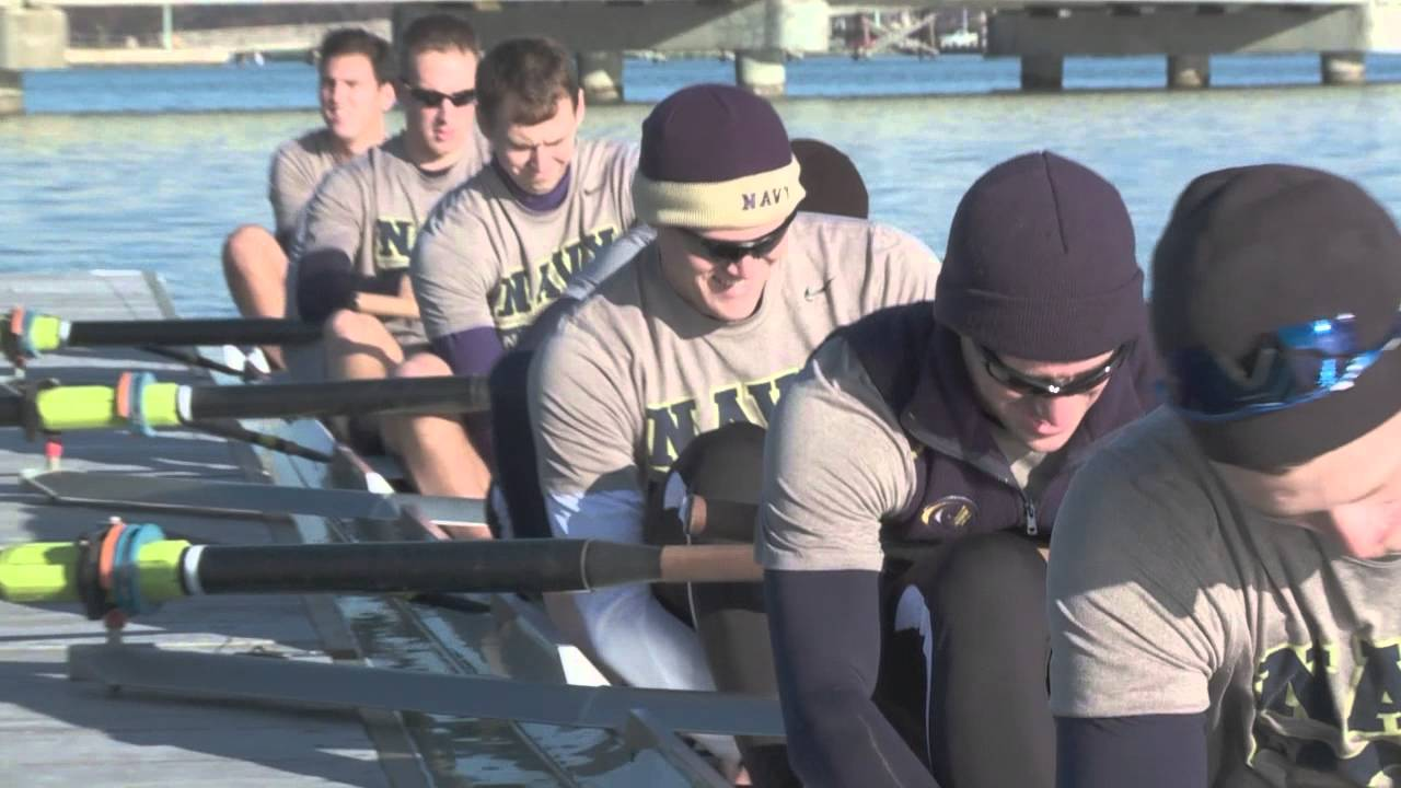 Crew finishes top three at the Navy Day Regatta   The Triangle