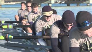 Navy Crew: Day in the life of a Navy Oarsman