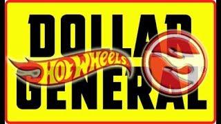 Dollar General Hot Wheels Finds