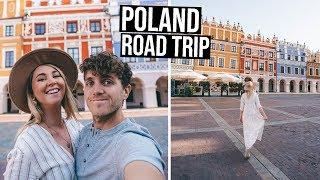 We Went on a Poland Road Trip   Lublin, Zamość, Sandomierz