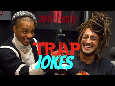 Promise - The Bizness Hourz - T.I take a stab at  Dad Jokes aka Trap Jokes (Video)