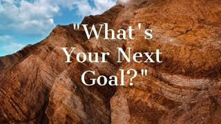 WHAT's YOUR NEXT GOAL? - 1 Minute INSIGHTSTORY by Wafa El Hilali (Episode 4)