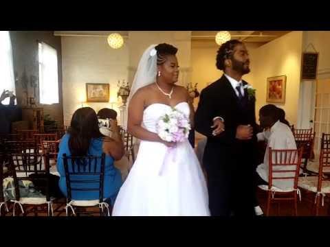 Meet The Johnsons -Wedding Livestream