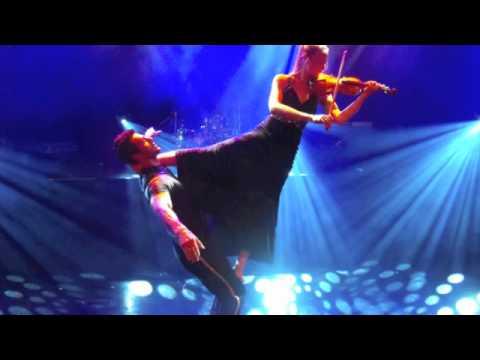 """Jane Hunt  - Violin Venus - """"Sahara"""""""